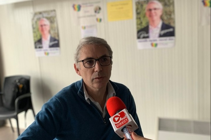Podcast : Municipales Foulayronnes LAURENT MAILLARD